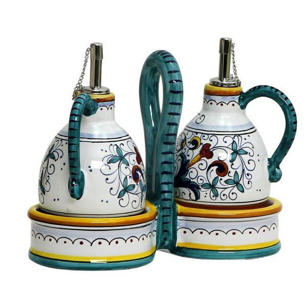 decorative Italian cruets