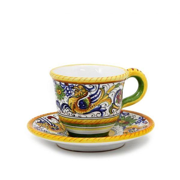 showcasing cup