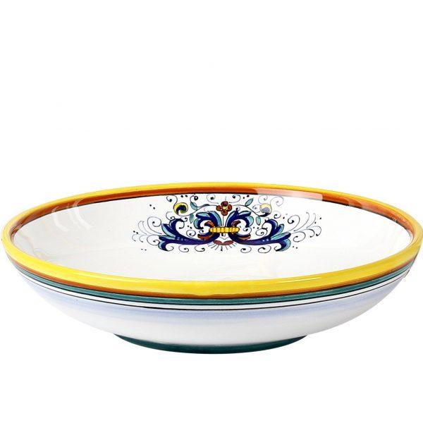 risotto shallow bowl