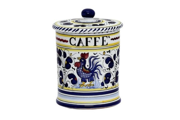 ceramic kitchen container for coffee