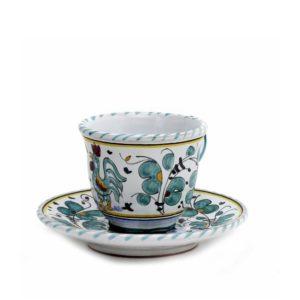 Italian made espresso cup