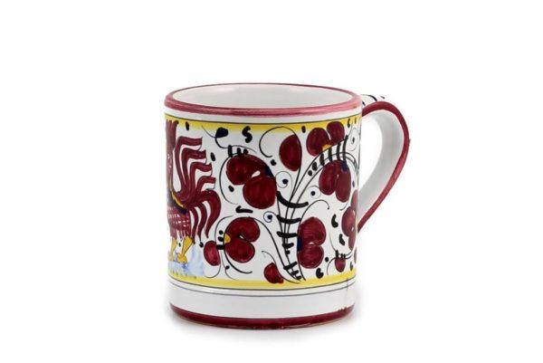 mug colour variation - red