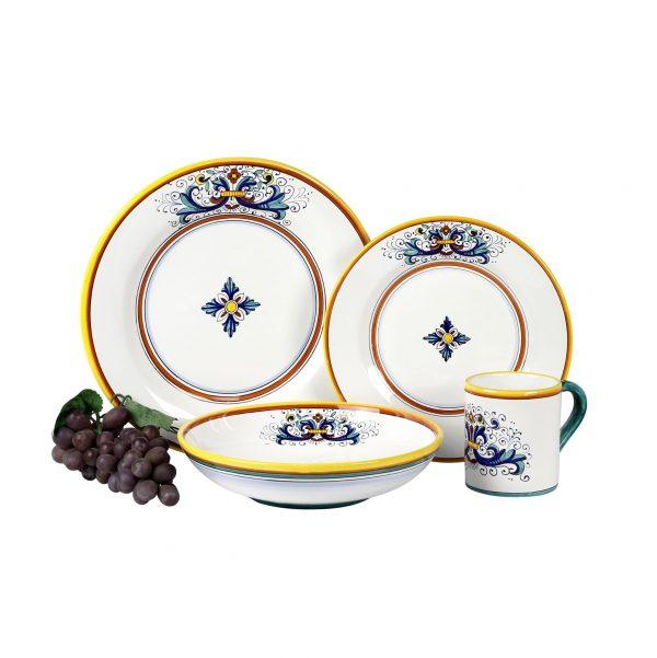 tableware set - all items