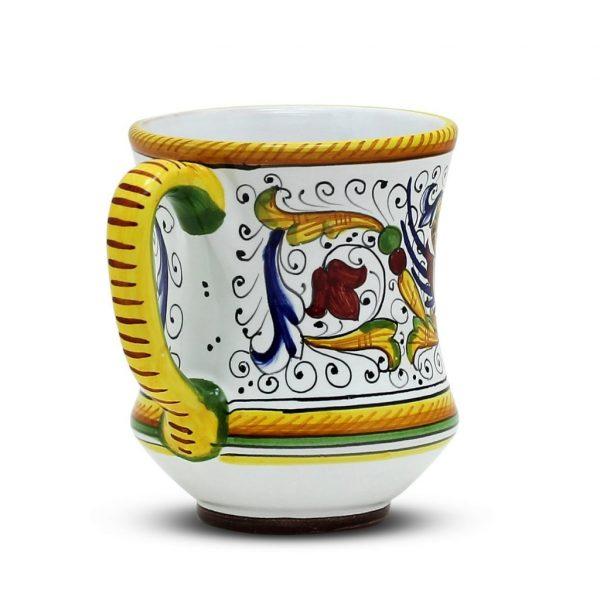 large mug from Italy