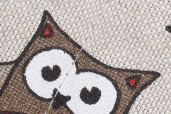 linen fiber detail