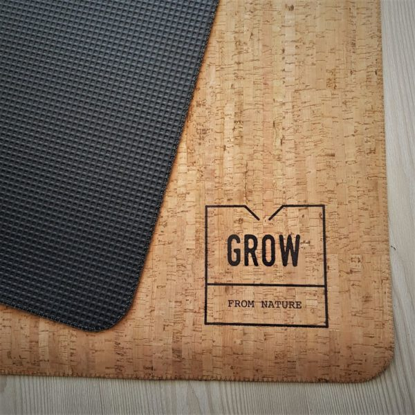 cork material detail