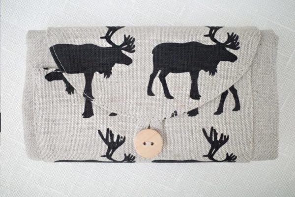moose themed bag