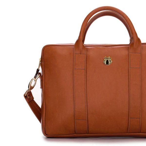 light brown bag option