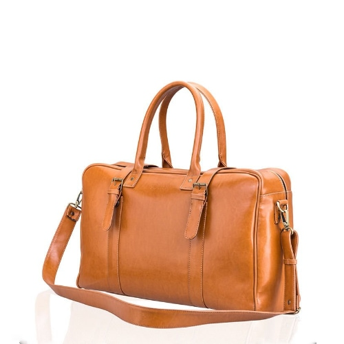 feature image for a leather bag