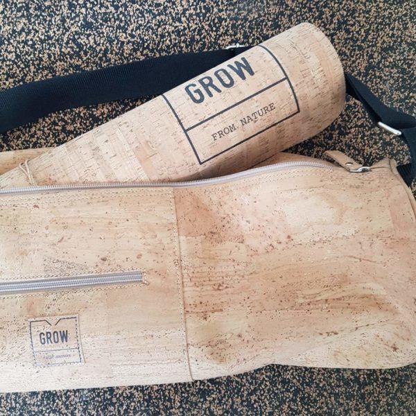 cork yoga products