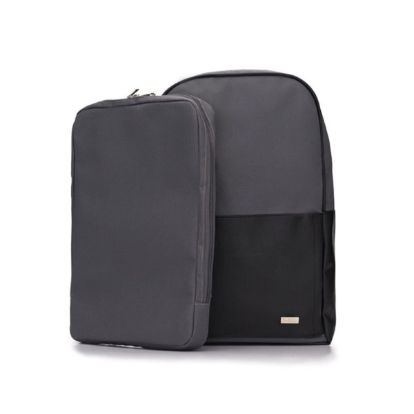 backpack with a removable laptop pocket