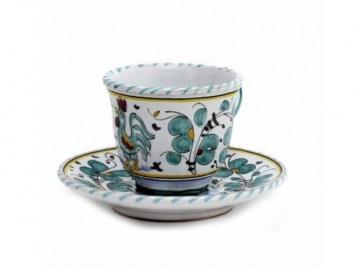 blue espresso cup variation