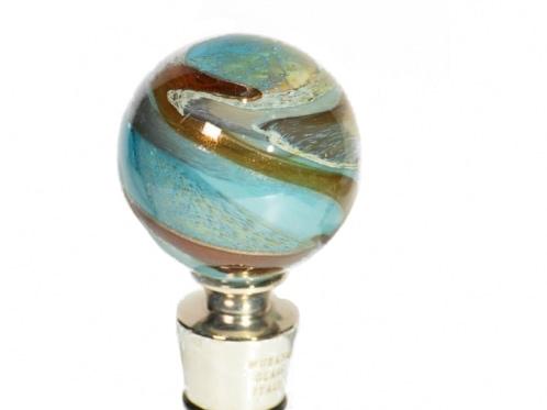 artisan Murano glass detail
