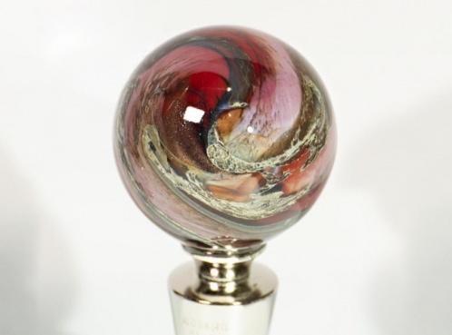 murano glass detail