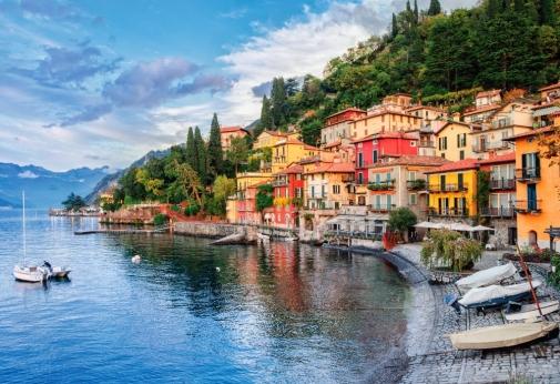 Italian coastline - link to a post