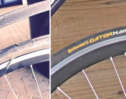 bicycle-tire-puncture-with-nail