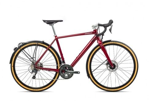 red-bike-product-display