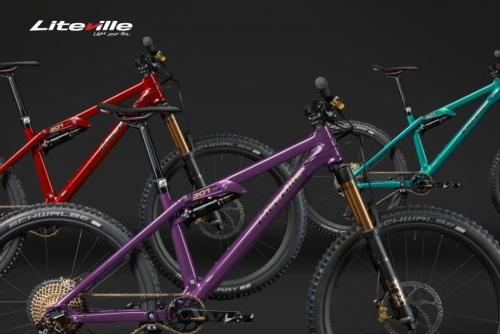 colourful-offroad-bikes-in-dark-background