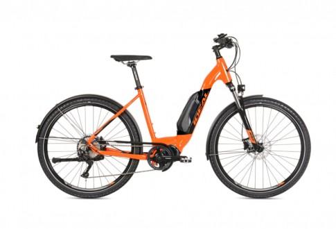 orange-electric-bicycle