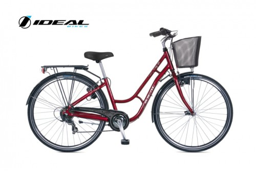 bicycle-with-company-logo