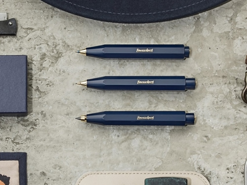 german-pens-blue-on-a-table