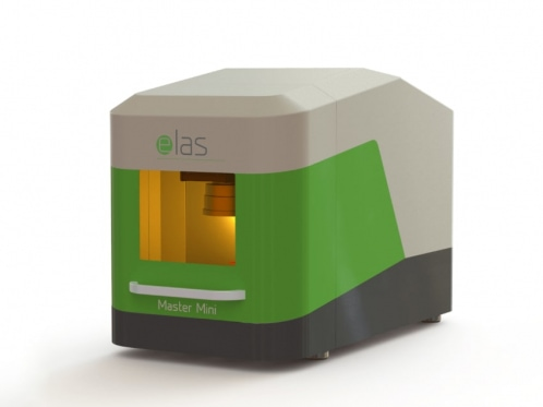 small laser machining station product