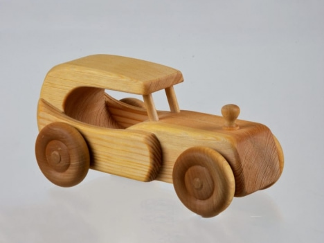 wooden car toy for kids