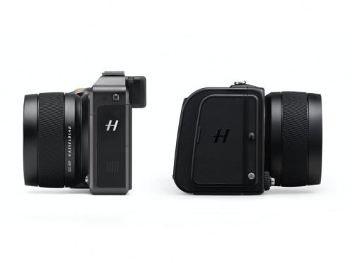 two cameras compared
