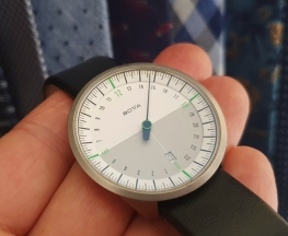 link to Botta Uno watch review