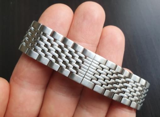 watch strap - metal clasp