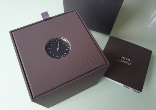 watch box opened