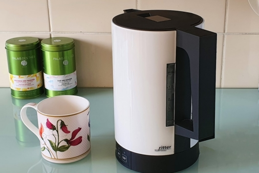 electric Ritter kettle review