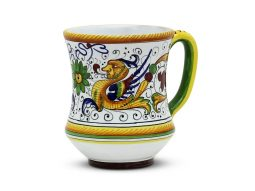 larger mug option