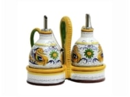 link to handmade ceramic cruets