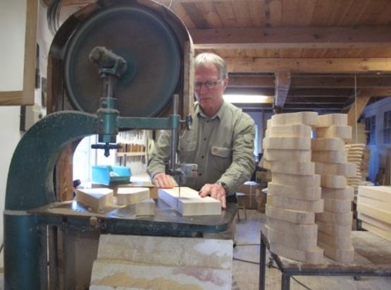 featuring Danish rocking sheep maker