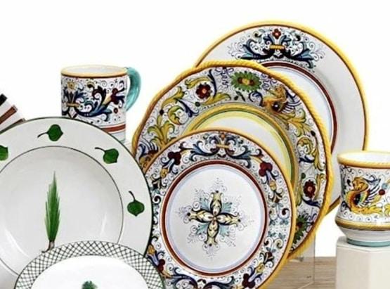 feature image for Italian ceramics shop
