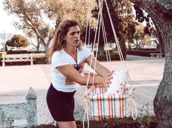 featuring baby swings maker Inês