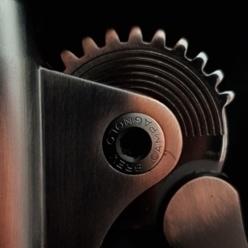 corkscrew detail - rivet
