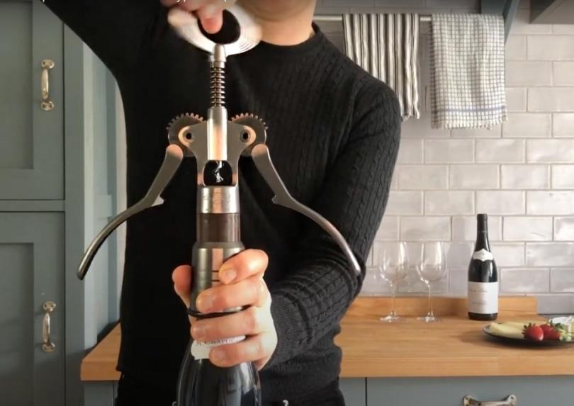 using campagnolo big corkscrew
