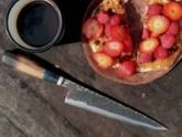 lifestyle shot - using knife